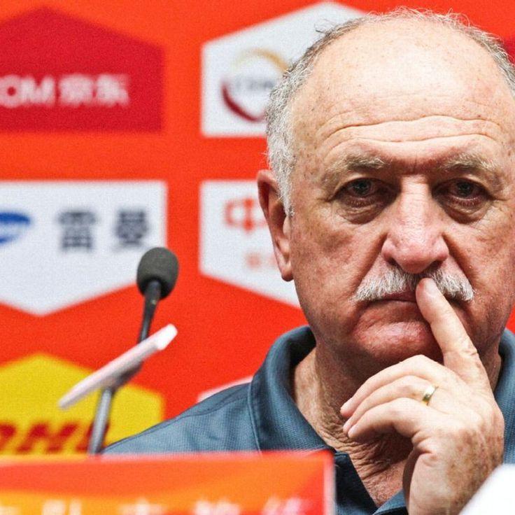 Guangzhou's Luiz Felipe Scolari confident after CFA Cup final first leg