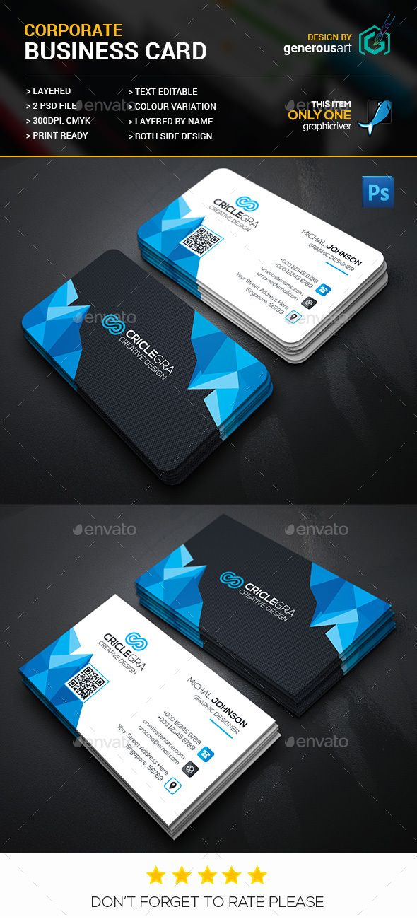 28 best Project 4 - Business Card images on Pinterest | Graphics ...