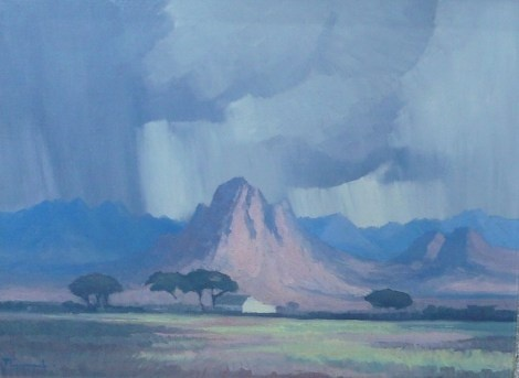 The Onrus Gallery - JH Pierneef. South African art