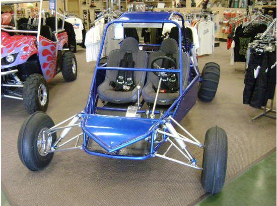 This two seater Used 2007 Short cars #Sand_Rail_ATV looks nice as good as new in blue color and available in good condition. If you are looking to buy a sand rail used ATV, then we have lots of similar #used_ATVs available at cheap and affordable price. Dealer's detail given at - http://www.mountainatvs.com/used-atvs/2007/sand-rail/short-sand-cars/short/740/
