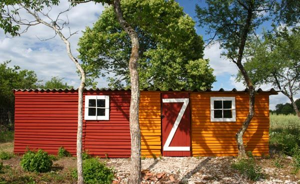 *** Peinture suédoise, Esprit Cabane, idees creatives et ecologiques