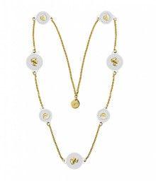 Ops! Objects náhrdelník Trésor bílý - 1118 Kč