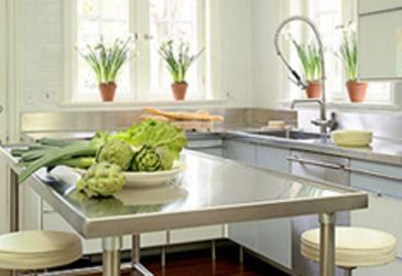 Maintain Your Stainless Steel Countertop
