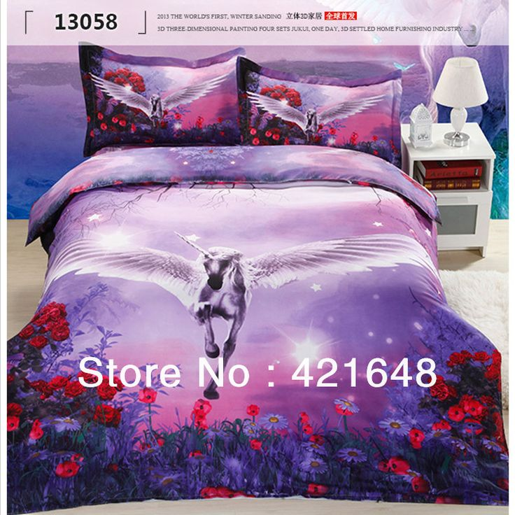 cheap sheet set buy quality bed sheet set directly from china bedding fashion suppliers pegasus horse unicorn bedding bedclothes fullqueen size animal