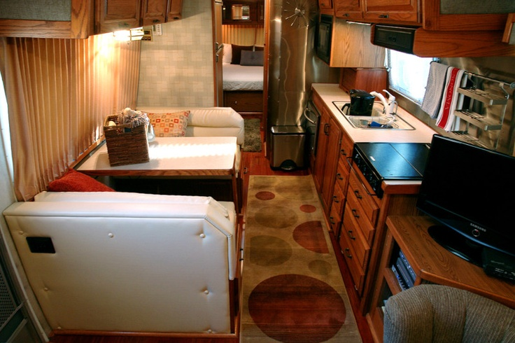 1996 34ft Airstream Classic Excella 1000 Widebody Travel Trailer Rv In Rvs Amp Campers Ebay