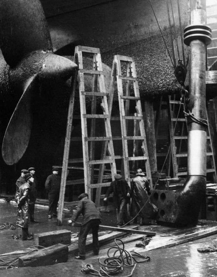 Titanic Engine Room Scene: 64 Best Images About Propellers On Pinterest