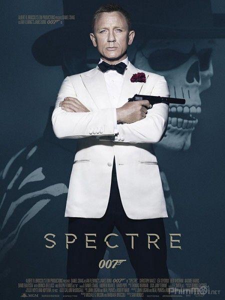 Điệp viên 007: Bóng ma - HD
