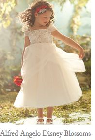 Disney Blossoms at the Country Bride and Gent in Lansdale #flowergirl #wedding