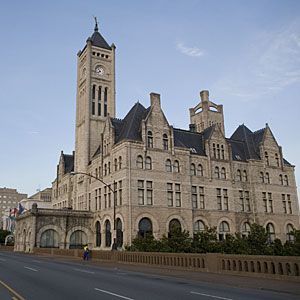 Nashville's Best Hotels | Wyndham Union Station Nashville Hotel | SouthernLiving.com