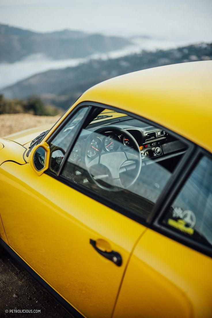 Spending A Rough Day At The Office With A Pair Of RUF CTR