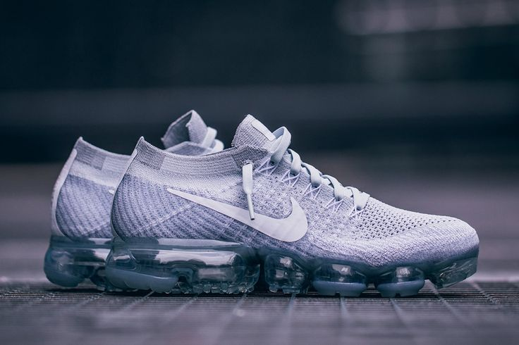 Nike WMNS Air VaporMax Flyknit 'Pure Platinum' (Detailed Pictures) - EU Kicks: Sneaker Magazine