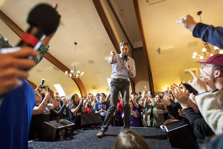 No One Is Bothering to Attack Beto O'Rourke Anymore
