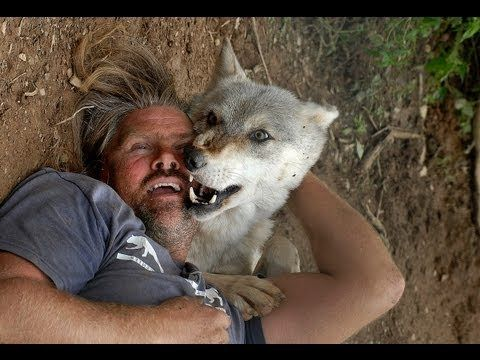 Real Life Wolf Man!   Spirit Science