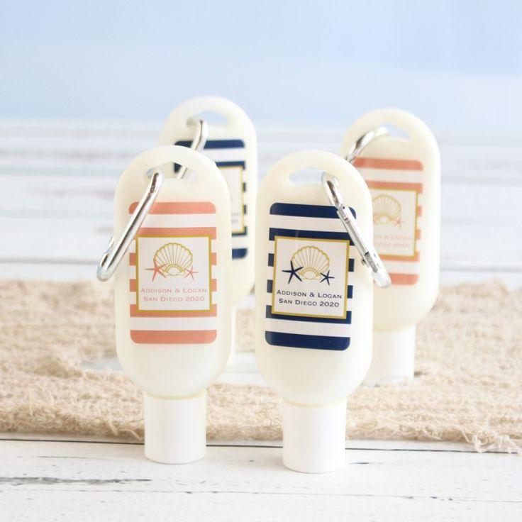 441 best Wedding Favors images on Pinterest Beach wedding favors