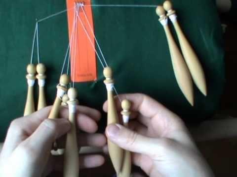 tombolo 2° mochetta di finizione di gardenia insegna. - YouTube