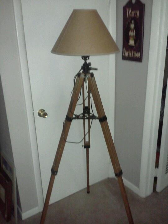 Repurposed Floor Lamp Ideas