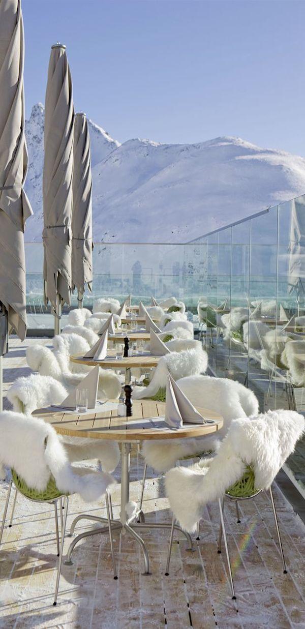 Muottas-Muragl Hotel - Switzerland | hotel, luxury, interior design, hotel decor. More inspirations at http://www.bocadolobo.com/en/inspiration-and-ideas/