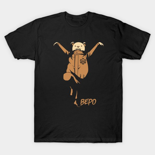 Bepo The heart Pirate One Piece