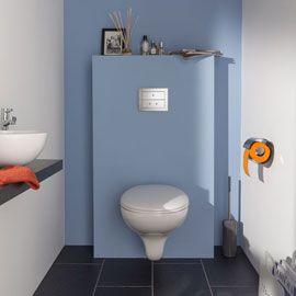 Pack WC suspendu Imageo