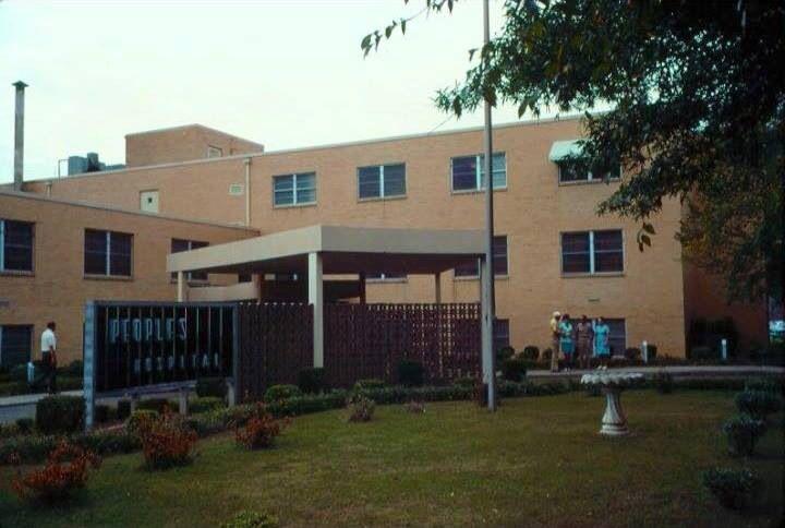 Peoples hospital jasper sweet home alabama alabama