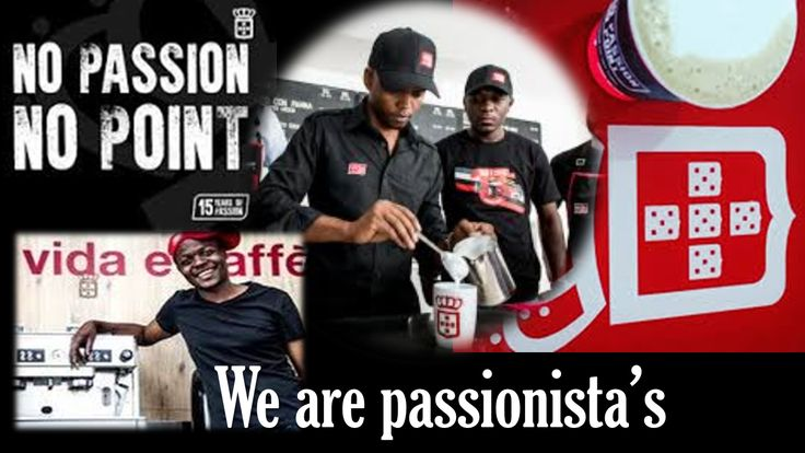 Our baristas (passionistas) are regularly upskilled and trained in delivering the utmost professionalism and sterling service #repin and stand a chance to win a free coffee #Vidaecaffe