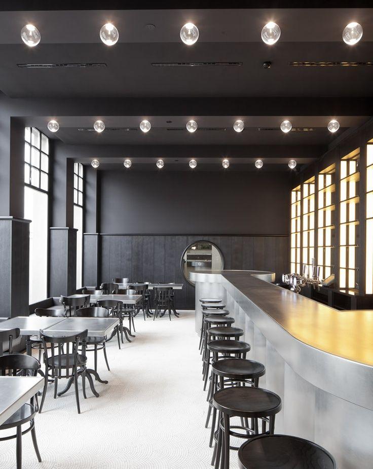 Cafe Interior Design 12