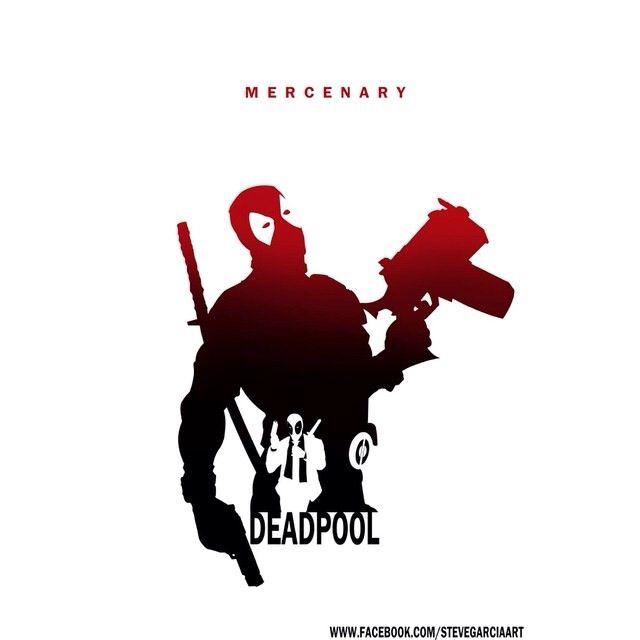 Deadpool - Mercenary By Steve Garcia
