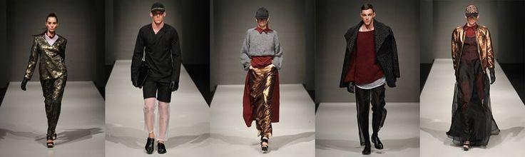 "Autumn collection ""neutral_001"" on Mercedes benz prague fashion weekend"