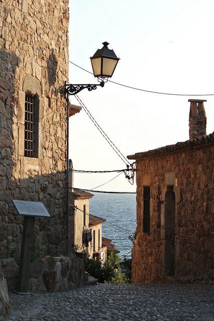 Tossa de Mar, Catalonia