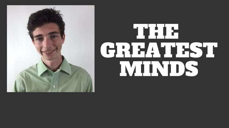 Interview with Marc Guberti - The Greatest Minds