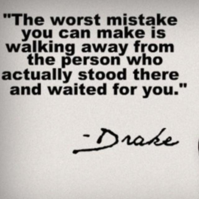 worst mistake