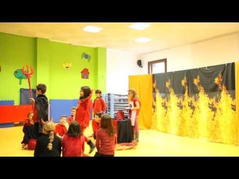 NAS DE SATANÀS (teatre) - Nivell: 4PRIM CM 2015/16 Escola Pia Balmes