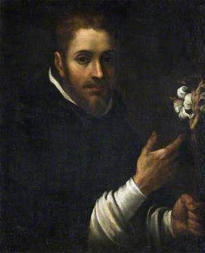 Saint Francis Xavier or Saint Dominic