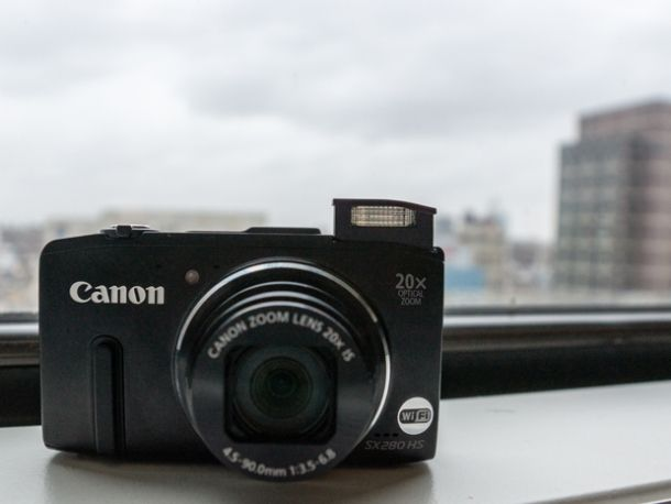 Canon PowerShot SX280 HS - Digital cameras - CNET Reviews