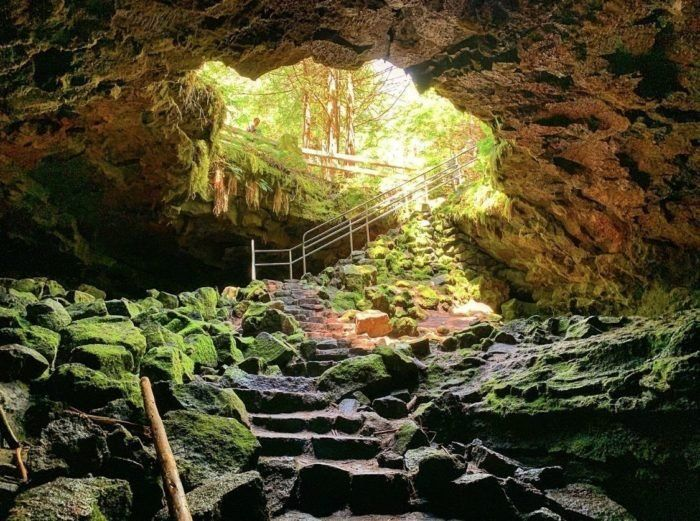 6 Ape Cave Trail With Images Mountain Hiking Hiking Trails Hiking