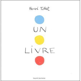 Hervé Tullet - Un livre