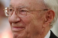 """Our lives are the only meaningful expression of what we believe and in Whom we believe. And the only real wealth, for any of us, lies in our faith."" -Gordon B. Hinkley (former Prophet of the Mormon/LDS church, an inspiring and vivacious man--even at age 97 before he passed away): Gordon B Hinckley, Presidents Gordon, Happiest People, Miserables People, Church Stuff, Life, Lds Church, U.S. Presidents, Living"