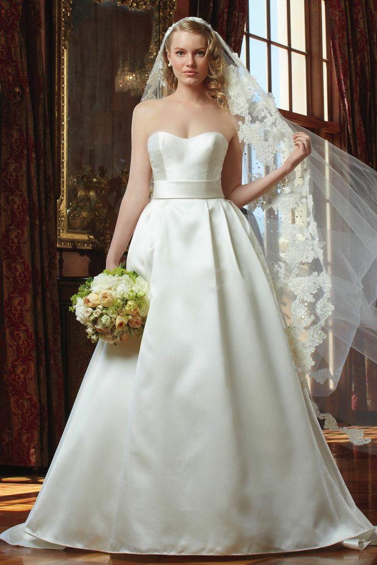 198 besten Sample Sale Gowns Bilder auf Pinterest | Hochzeitskleider ...