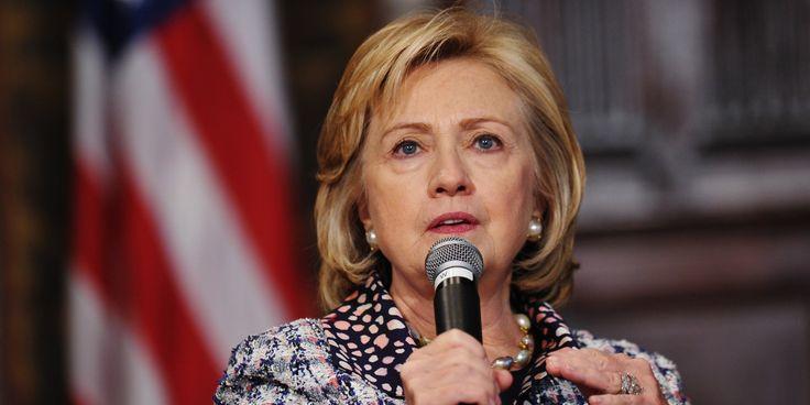 Hillary Clinton: Media Has 'Double Standard'