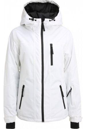 STE - FASHIOLA Femme Combinaisons - Veste de snowboard white