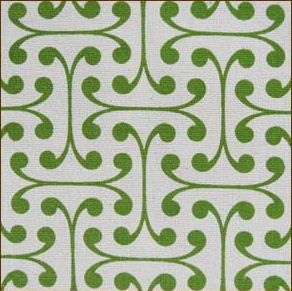 Spring green pattern from Mod Green Pod