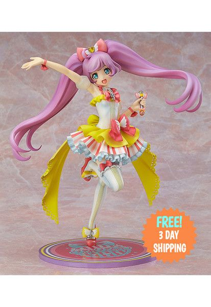 From the popular anime series 'PriPara' comes a 1/7th scale figure of Laala Manaka!