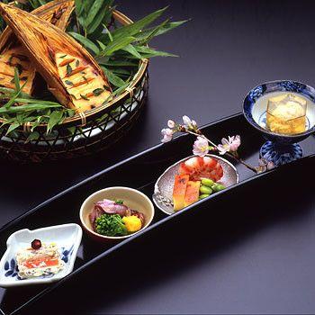 japanese cuisine 'kaiseki'