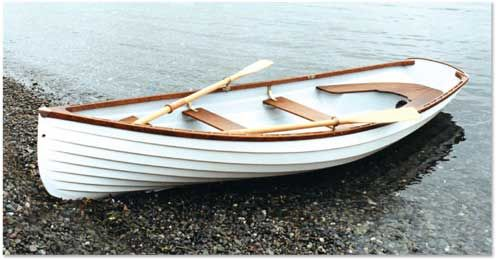 whitehall rowboat | Whitehall Rowboat is one of the most appreciated and loved rowboats.