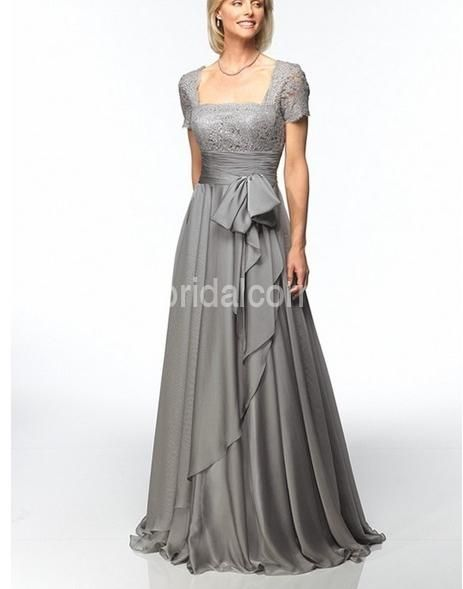 Discount Mother of Bride Dresses | ... Length Cheap Customer Made Design Mother Of Bride And Groom Dress