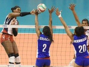 Danilo Díaz instruye transmitir esta tarde el juego de voleibol de RD y USA por el canal 4