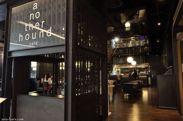 ANOTHER HOUND CAFE- lustrously elegant cafe in Bangkok serving an innovative Thai – Italian cuisine