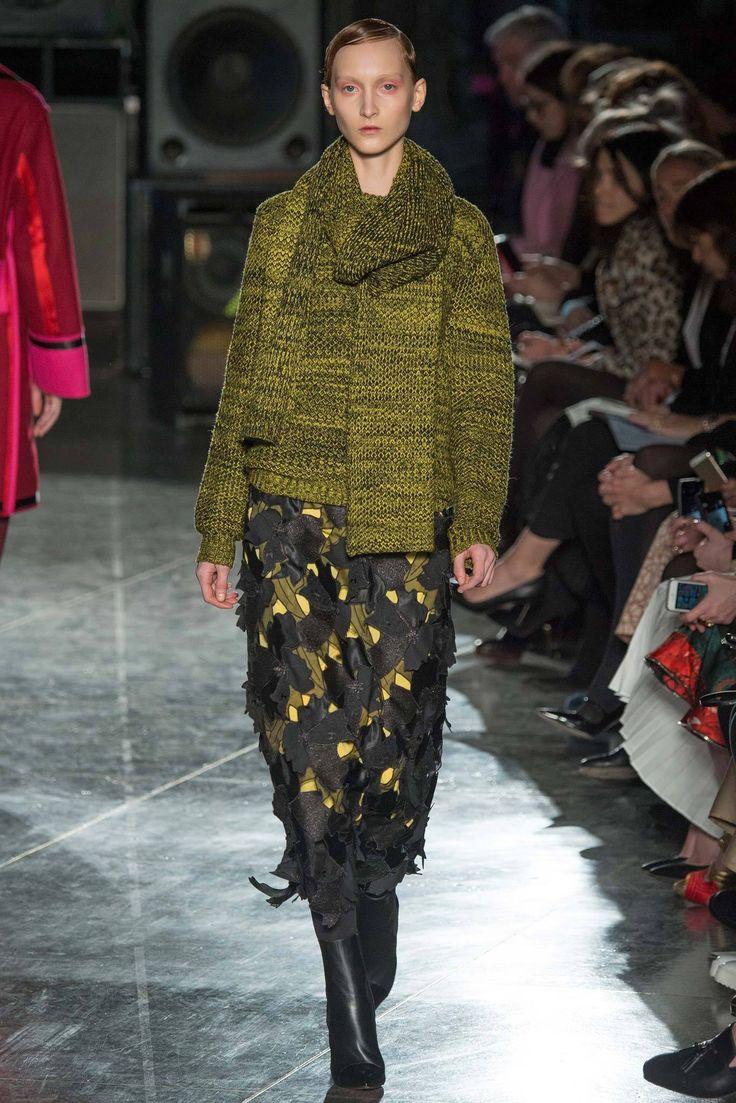 Fall 2014 Ready-to-Wear - Jonathan Saunders