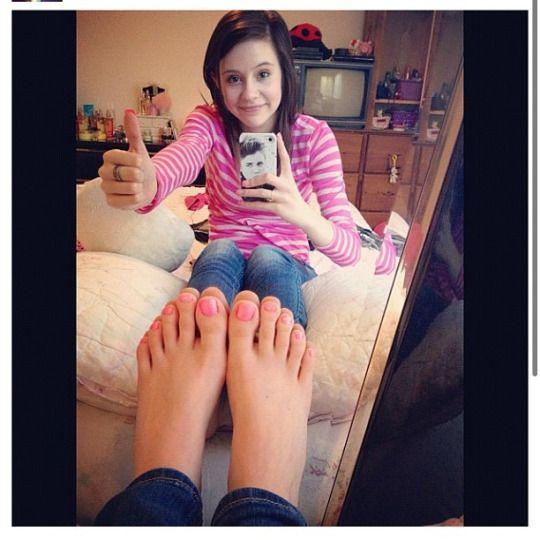 Teen Feet Dream 39