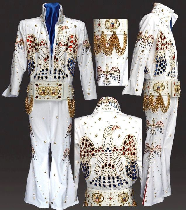 elvis's costumes